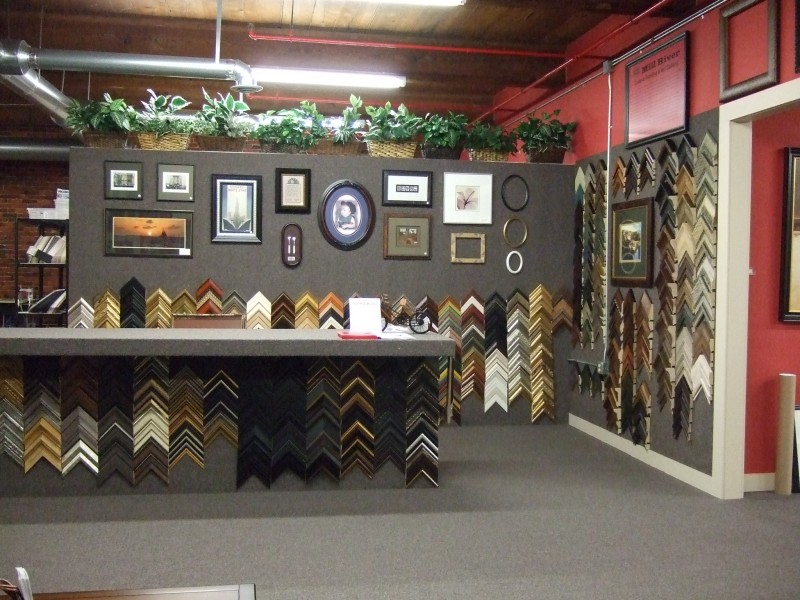 mill river custom framing about us